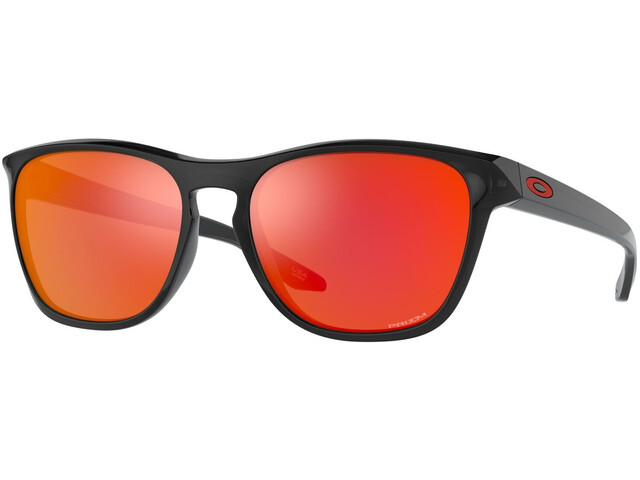 Oakley Manorburn Sunglasses Men, black ink/prizm ruby